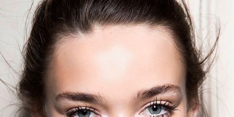 Nose, Mouth, Lip, Smile, Cheek, Eye, Hairstyle, Skin, Chin, Forehead,