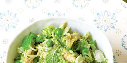 Food, Green, Dishware, Serveware, Ingredient, Tableware, Cuisine, Recipe, Leaf vegetable, Vegetable,