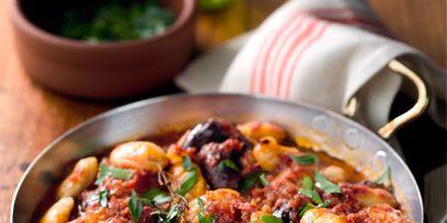 Food, Cuisine, Dish, Ingredient, Recipe, Tableware, Stew, Bowl, Meat, Cooking,