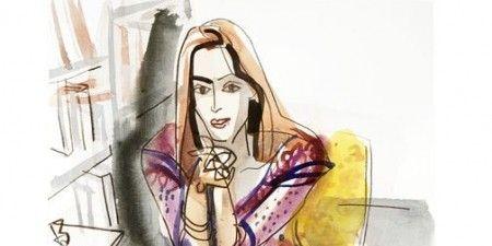Art, Long hair, Illustration, Artwork, Painting, Drawing, Fashion illustration, Paint, Figure drawing, Animation,