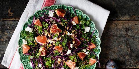 Food, Dish, Vegetable, Salad, Cuisine, Superfood, Leaf vegetable, Spring greens, Ingredient, Produce,
