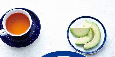 Serveware, Food, Dishware, Ingredient, Tableware, Plate, Meal, Breakfast, Tea, Drink,