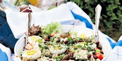 Cuisine, Food, Ingredient, Dish, Salad, Recipe, Meal, Produce, Fast food, Bowl,