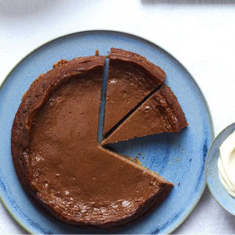 Dish, Food, Cuisine, Chocolate cake, Flourless chocolate cake, Sachertorte, Dessert, Chocolate, Ingredient, Baked goods,