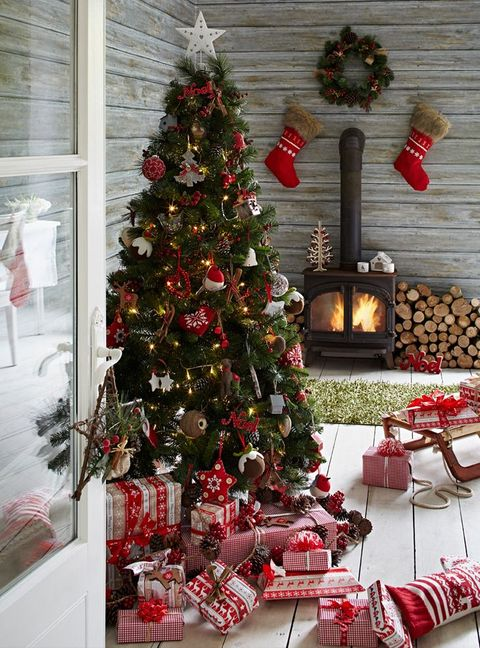 How To Decorate Your Christmas Tree Christmas Interiors