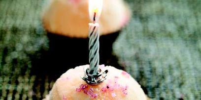 Ingredient, Sweetness, Food, Dessert, Baked goods, Cuisine, Dairy, Candle, Cupcake, Snack,