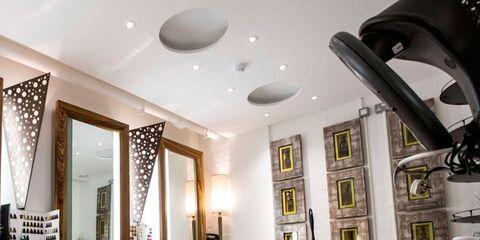 Floor, Interior design, Room, Lighting, Flooring, Ceiling, Furniture, Wall, Interior design, Chair,