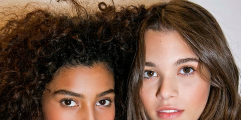 Nose, Lip, Mouth, Eye, Hairstyle, Chin, Eyebrow, Eyelash, Iris, Beauty,
