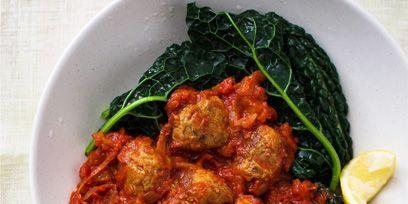 Food, Dishware, Leaf vegetable, Plate, Ingredient, Recipe, Dish, Vegetable, Serveware, Produce,