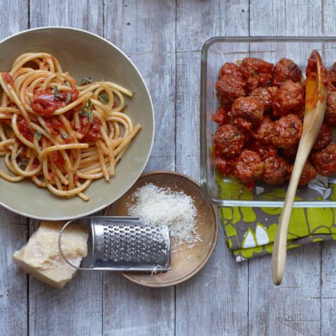 Gordon Ramsay S Italian Meatballs Pasta Recipes