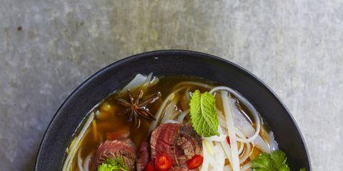 Food, Cuisine, Ingredient, Soup, Produce, Dish, Tableware, Recipe, Bowl, Leaf vegetable,