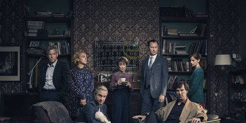 bbc pictures christmas tv is something quite special - Watch Sherlock Christmas Special