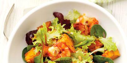 Food, Dishware, Cuisine, Salad, Serveware, Leaf vegetable, Tableware, Plate, Recipe, Dish,