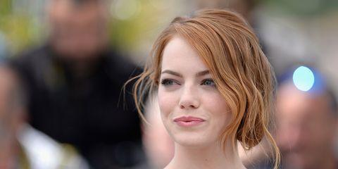 Lip, Hairstyle, Eyebrow, Eyelash, Style, Beauty, Fashion, Eye liner, Street fashion, Blond,