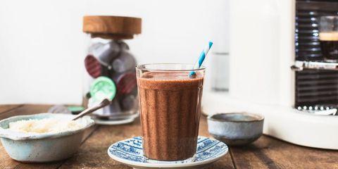 Brown, Food, Drink, Serveware, Drinkware, Ingredient, Tableware, Dishware, Window covering, Mixing bowl,