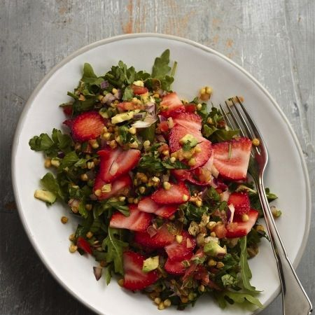 How to make the sirtfood diets strawberry buckwheat tabouleh food hannah hughes ridiculously healthy forumfinder Image collections