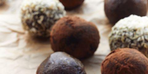 Food, Ingredient, Cuisine, Rum ball, Recipe, Bourbon ball, Sweetness, Snack, Dessert, Dish,