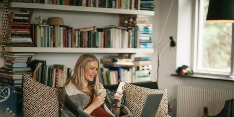 Window, Room, Shelf, Bookcase, Interior design, Furniture, Shelving, Publication, Book, Linens,