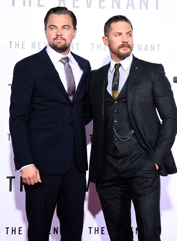 1ce2a28c5 Leonardo DiCaprio and Tom Hardy bromance | The Revenant