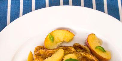 Food, Dishware, Ingredient, Tableware, Plate, Produce, Breakfast, Garnish, Serveware, Lemon,