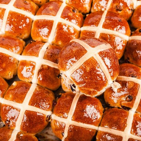 Gail's bakery hot cross buns