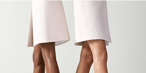 Footwear, Leg, Shoe, Human leg, Joint, Red, Pink, Style, Fashion accessory, Foot,