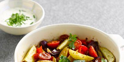 Food, Ingredient, Produce, Bowl, Cuisine, Tableware, Vegetable, Dishware, Dish, Recipe,
