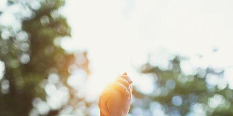 Finger, Hand, People in nature, Sunlight, Gesture, Backlighting,