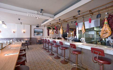 Restaurant, Building, Interior design, Room, Cafeteria, Café, Bar, Business, Organization, Brunch,