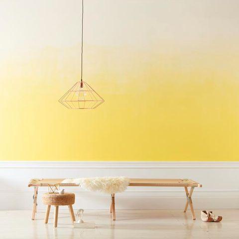 How to paint an ombre wall | Paint Inspiration | Valspar Paints