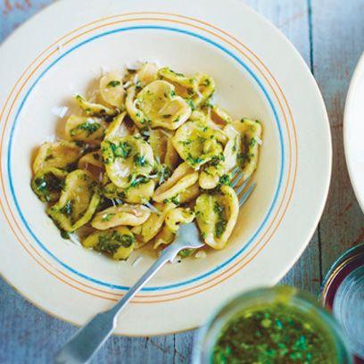 pesto and pasta recipe