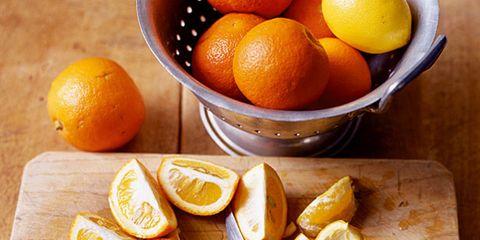 Wood, Food, Citrus, Fruit, Produce, Ingredient, Tangerine, Natural foods, Tableware, Orange,