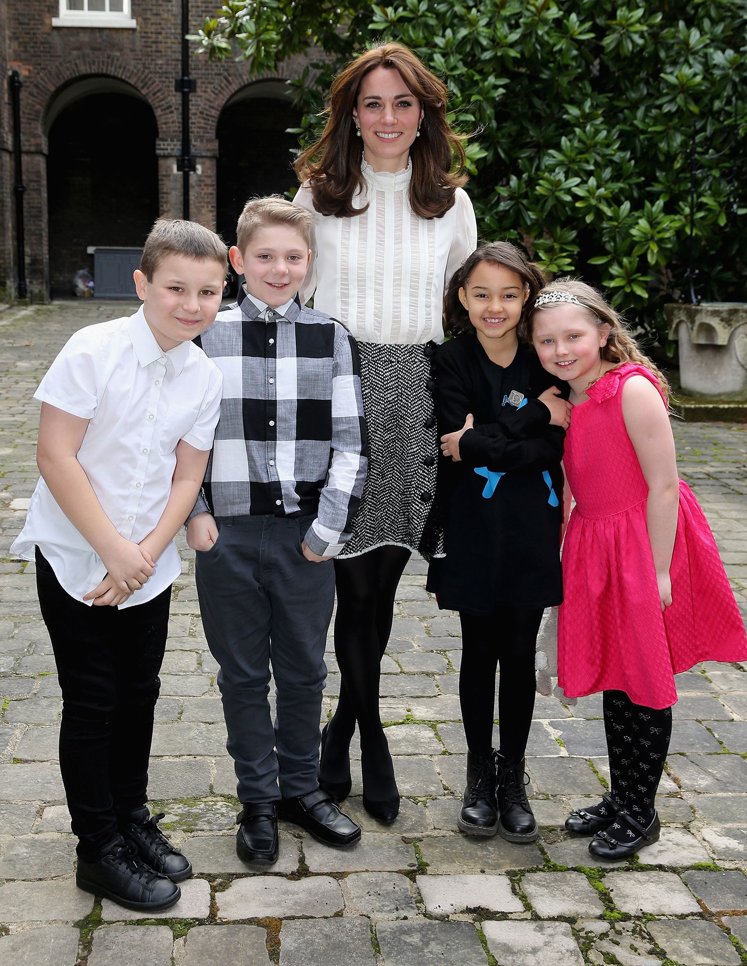 Kate Middleton Is Blogging About Childrens Mental Health