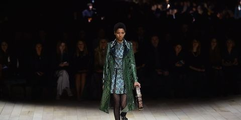 Fashion show, Runway, Outerwear, Style, Fashion model, Fashion, Street fashion, Model, Haute couture, Fashion design,