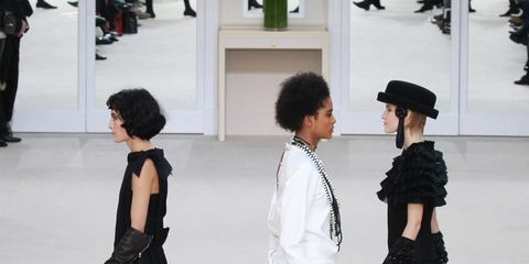 Sleeve, Waist, Style, Hat, Fashion, Black, Uniform, Black hair, Street fashion, Fashion design,