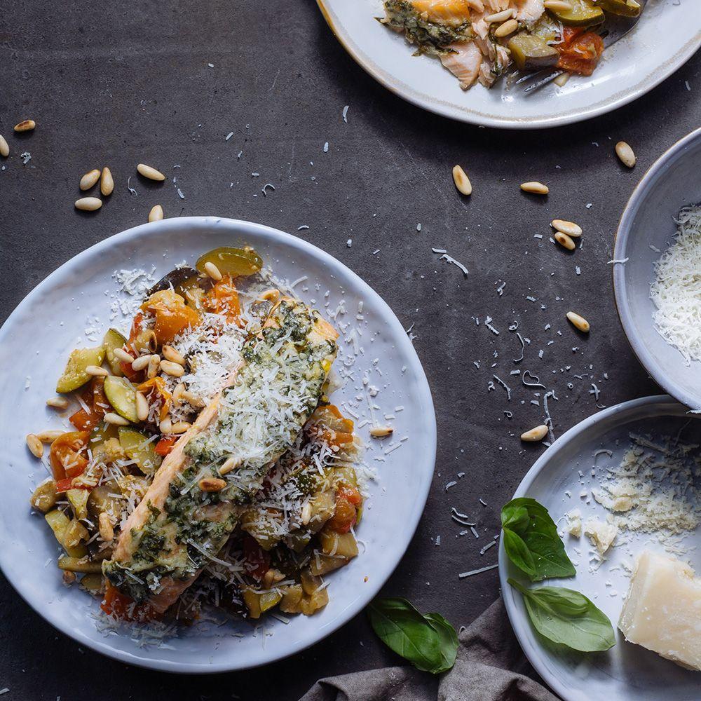 A proven aubergine recipe in a multivariate