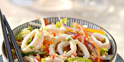 Food, Cuisine, Ingredient, Tableware, Dish, Recipe, Dishware, Produce, Salad, Seafood,