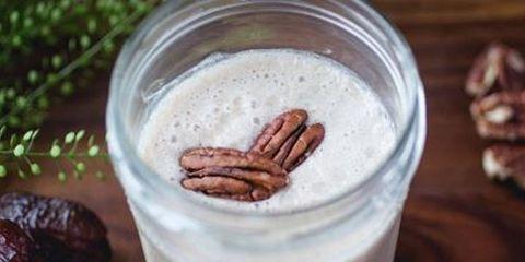 Food, Ingredient, Cinnamon, Cuisine, Breakfast, Meal, Pecan, Dairy, Snack, Meat,