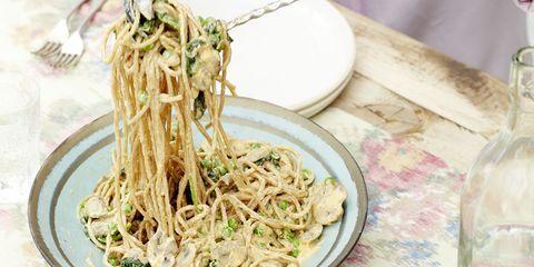 Food, Cuisine, Drinkware, Dishware, Ingredient, Glass, Produce, Tableware, Bottle, Noodle,
