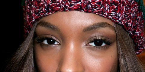 Nose, Lip, Eyebrow, Eyelash, Hair accessory, Headpiece, Fashion accessory, Headgear, Fashion, Beauty,
