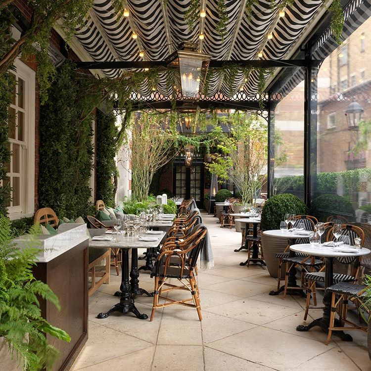 Outdoor Drinking Terraces In London Alfresco Bars And