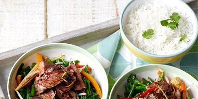 Food, Cuisine, Ingredient, Dish, Tableware, Meat, Recipe, Dishware, Meal, Lunch,