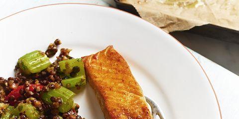 Food, Plate, Dish, Cuisine, Dishware, Tableware, Ingredient, Recipe, Fried food, Fast food,