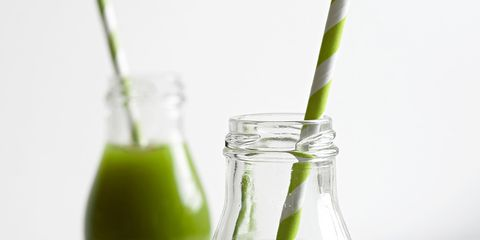 Green, Liquid, Ingredient, Drink, Tableware, Bottle, Produce, Granny smith, Drinkware, Juice,