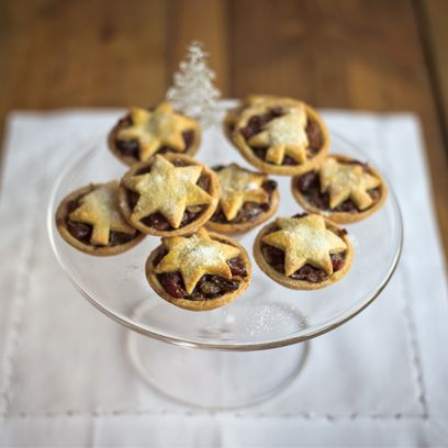 Gordon Ramsay's cranberry mince pies