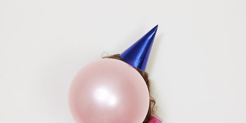 Pink, Party supply, Magenta, Purple, Balloon, Lavender, Violet, Toy, Peach, Embellishment,