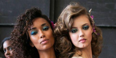 Hairstyle, Style, Eyelash, Fashion, Model, Fashion model, Jewellery, Street fashion, Blond, Makeover,
