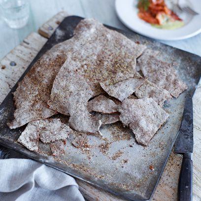 Valentine Warner's rye crisp bread