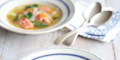 Food, Cuisine, Soup, Dish, Recipe, Ingredient, Produce, Dishware, Bowl, Stock,