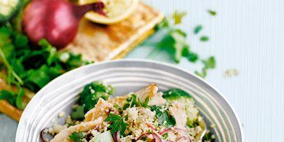 Food, Cuisine, Ingredient, Leaf vegetable, Salad, Tableware, Dish, Produce, Recipe, Vegetable,